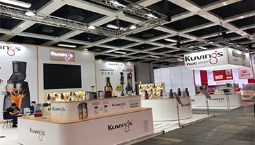 Kuvings Company's Stand at IFA Berlin - Messe Berlin