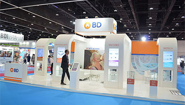 BD Medical - CPHI ABU DHABI